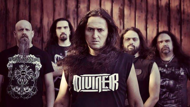 Diviner, a Greek rock band