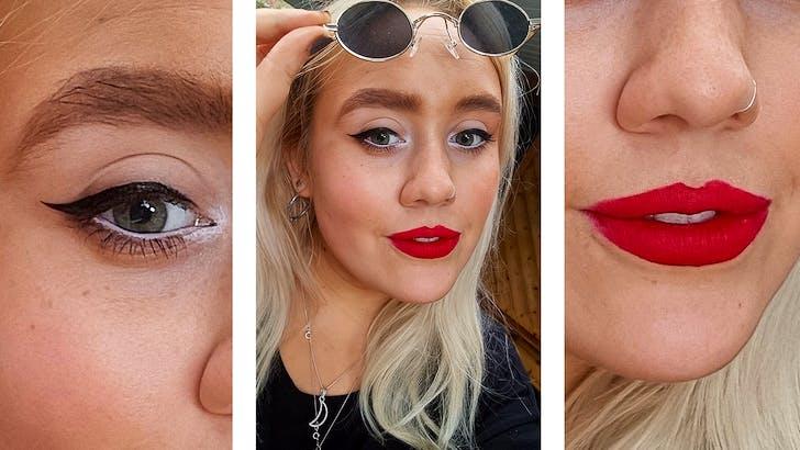 Make-up through the years