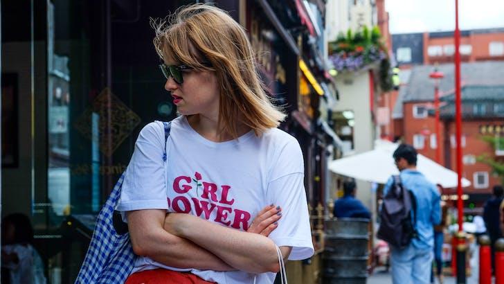 Still fighting for gender equality