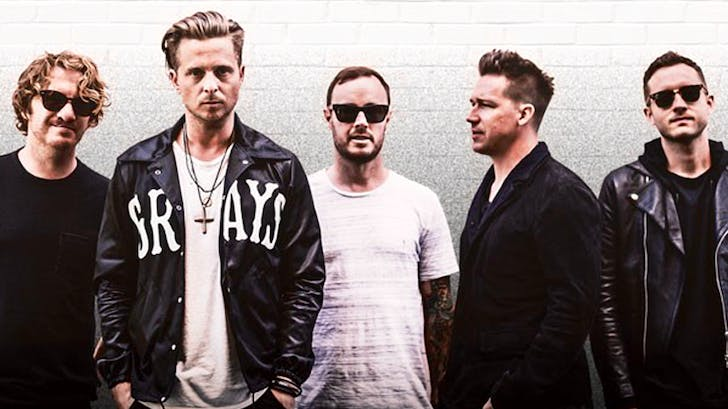 OneRepublic live in South Africa video coming