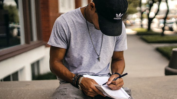 How to start creative writing