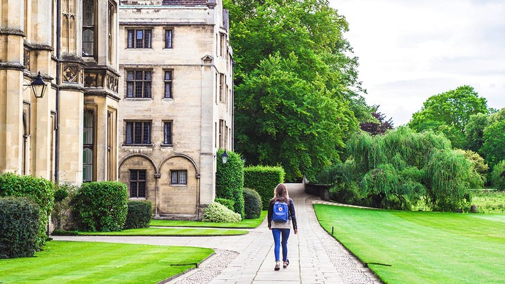 Settling into university