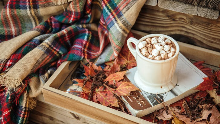 Songs for a cosy autumn night