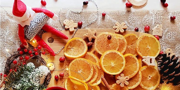 Healthy Christmas food