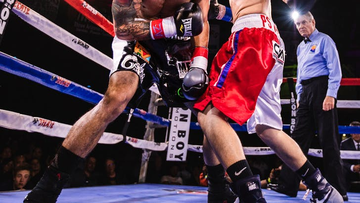 Floyd Mayweather v Logan Paul fight